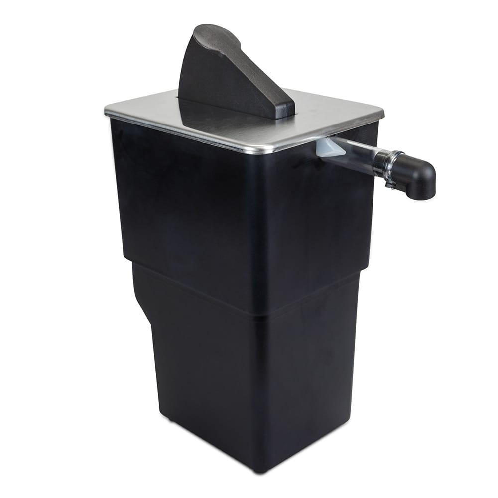 Server 07000 1.5 Gallon Dispenser, Portion Control For 1 Pouch, Black