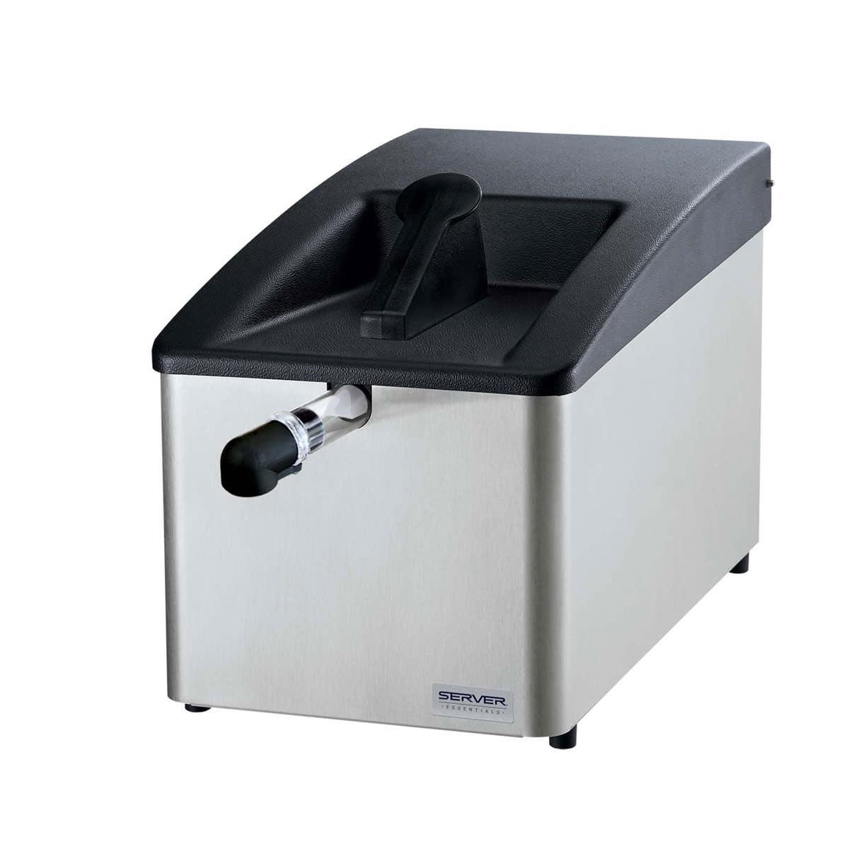 Server 07500 Extreme Countertop Dispenser, Single Unit, Cryovac Pouch, 3 Gallon