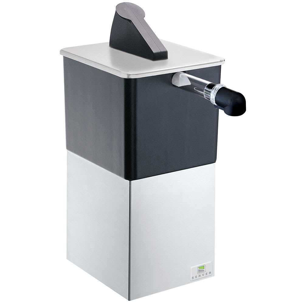 Server 67760 Single Stand Express - Seal Countertop System Pumps From 1.5-gal Pouch
