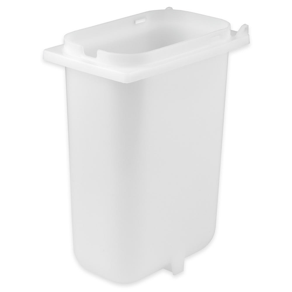 Server 82557 3.5 qt Condiment Dispenser Jar, Polypropylene, White