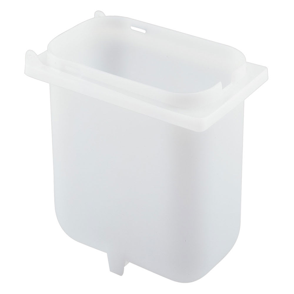 "Server 82558 7.5"" Fountain Jar w/ 2 qt Capacity, Plastic, White"
