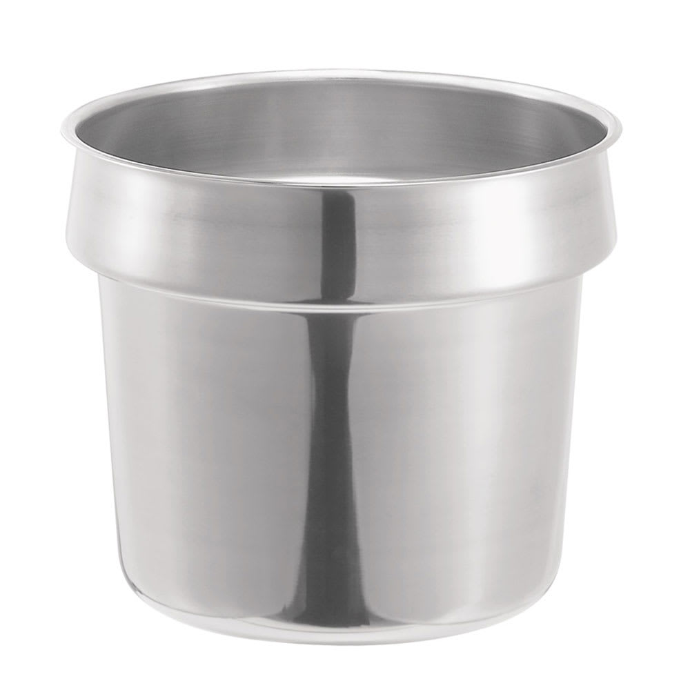 Server 84031 Inset, 8 1/2in, 7 qt, SS Vegetable Inset