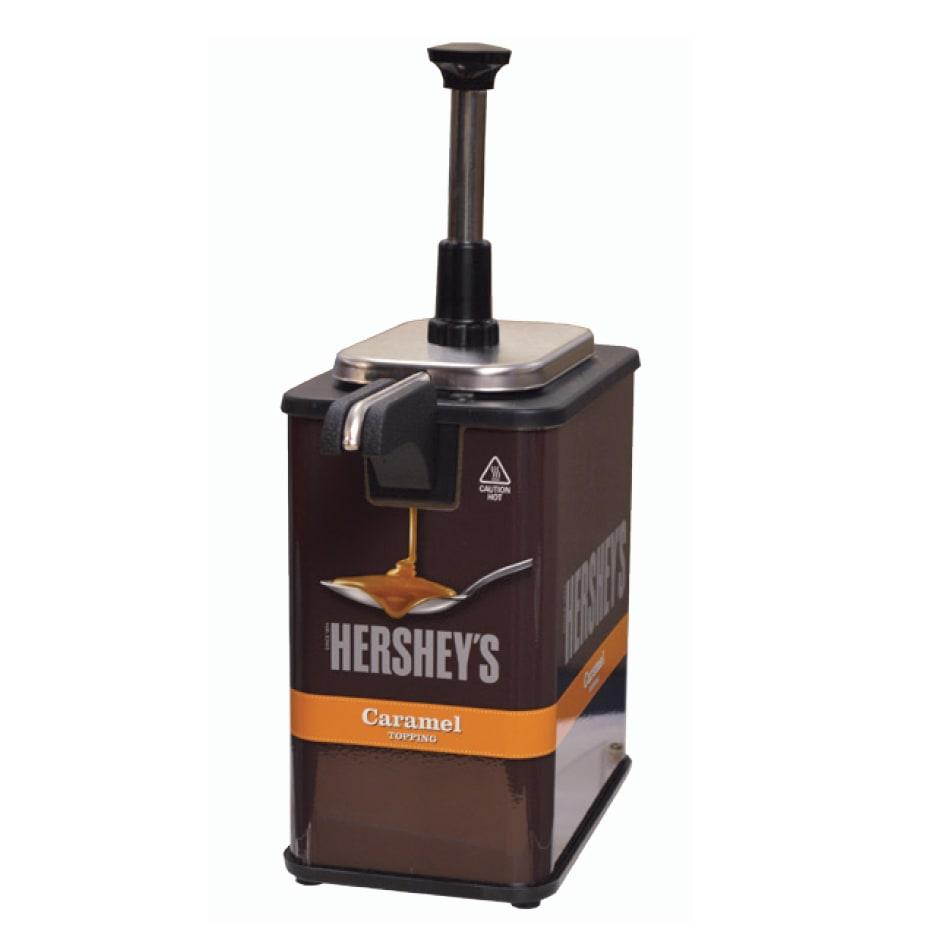 Server 84965 Hershey's Caramel EZ-Topper™ Warmer w/ 1-oz Pump, 120v