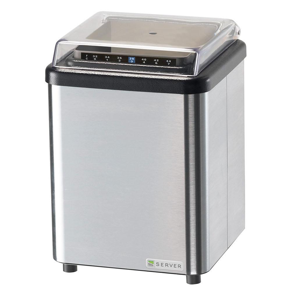 Server 86063 Espresso Cream Chiller, Thermoelectric, 2 qt, NSF, 120V
