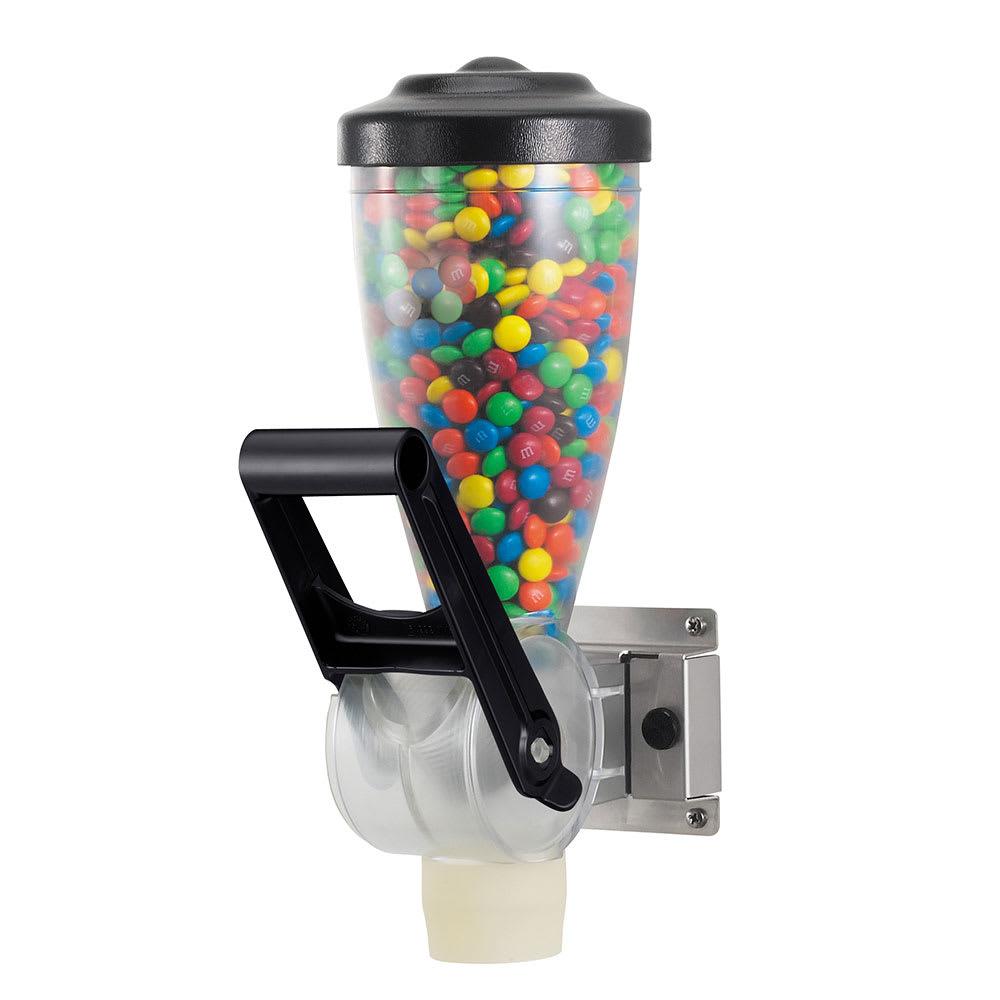 Server 86670 Dry Product Dispenser, Single, (1) 1 liter, Wall  Mount