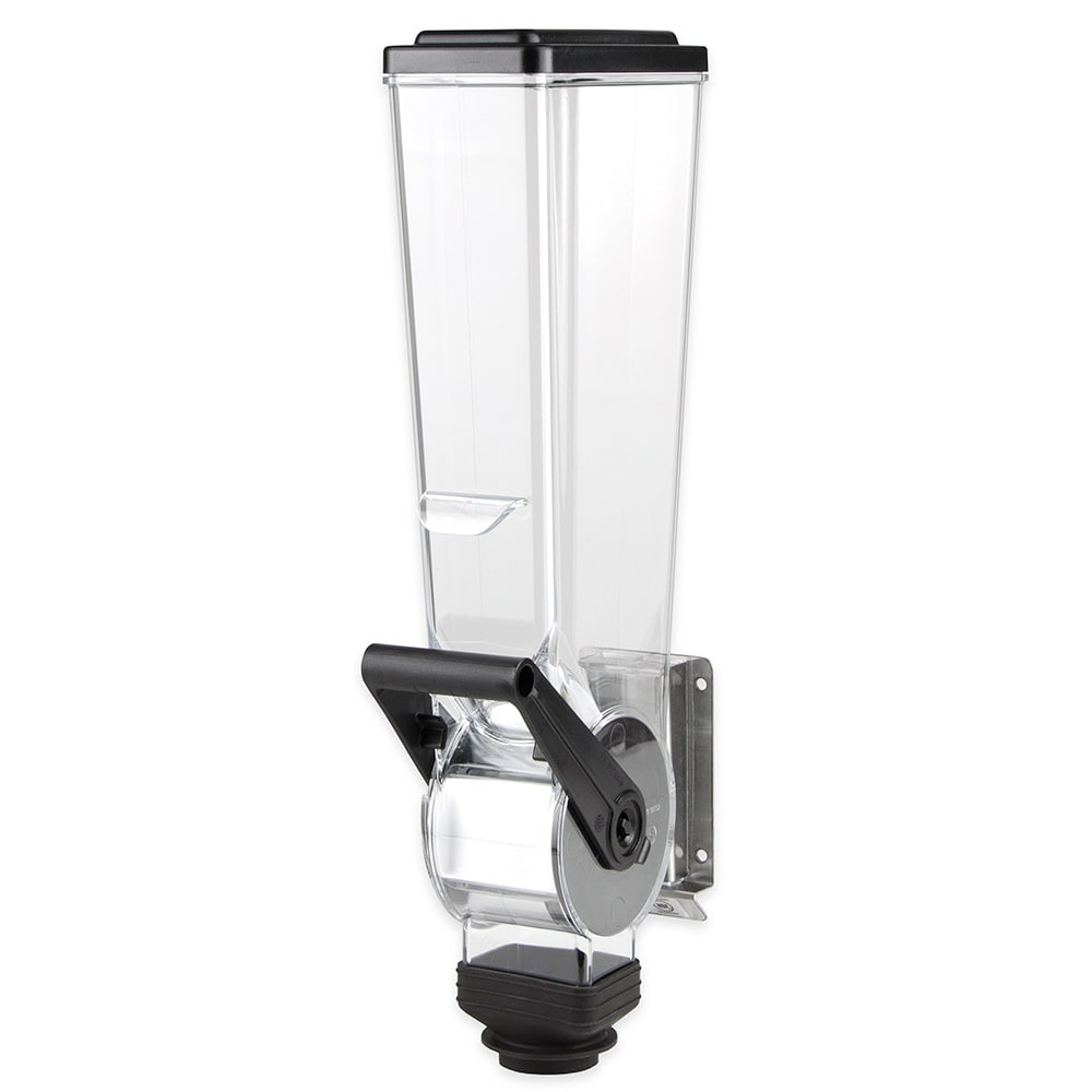 Server 88750 Dry Product Dispenser, Single, (1) 2 Liter, Wall Mount