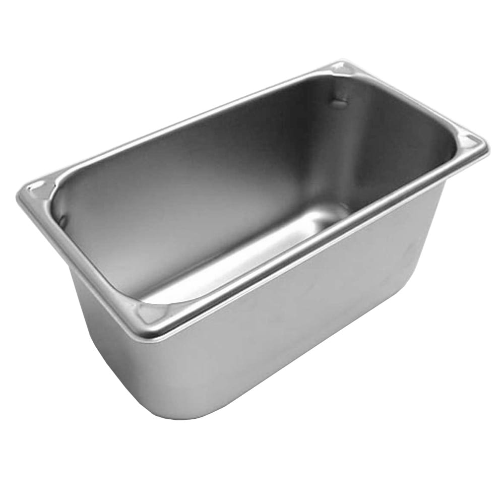 Server 90083 Third-Size Steam Pan, Stainless