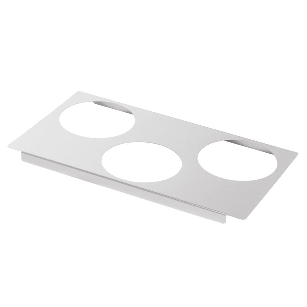 "Server 90197 Adapter Plate, w/ (3) 6-1/2"" Inset Holes"