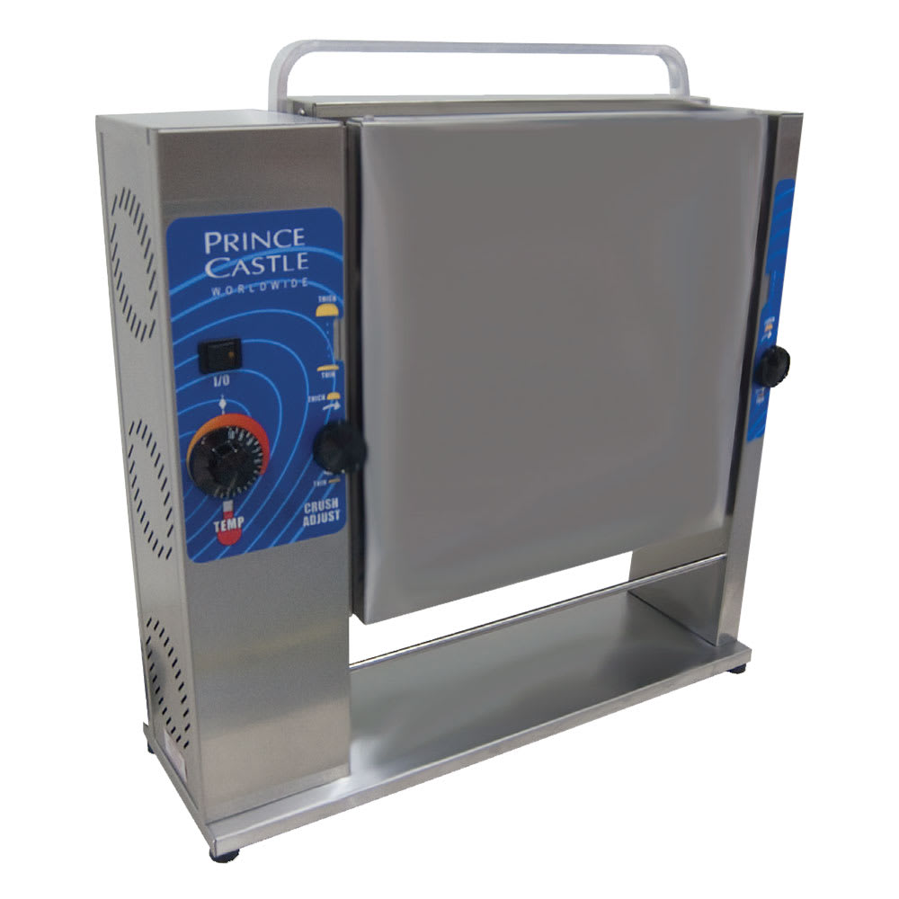 Prince Castle 297-T20 Vertical Toaster - 1400-Slices/hr w/ 2-Side Toasting, 120v