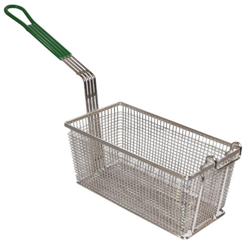 Prince Castle 77-P Half Size Fryer Basket, Nickel Plated