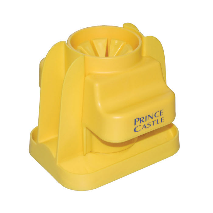 Prince Castle CW-6 8-Section Citrus Saber Wedger, Yellow