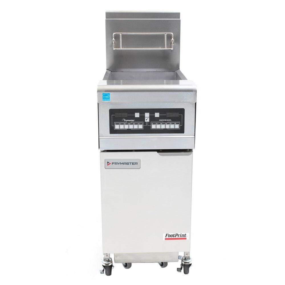 Frymaster FPH155 Gas Fryer - (1) 50-lb Vat, Floor Model, LP