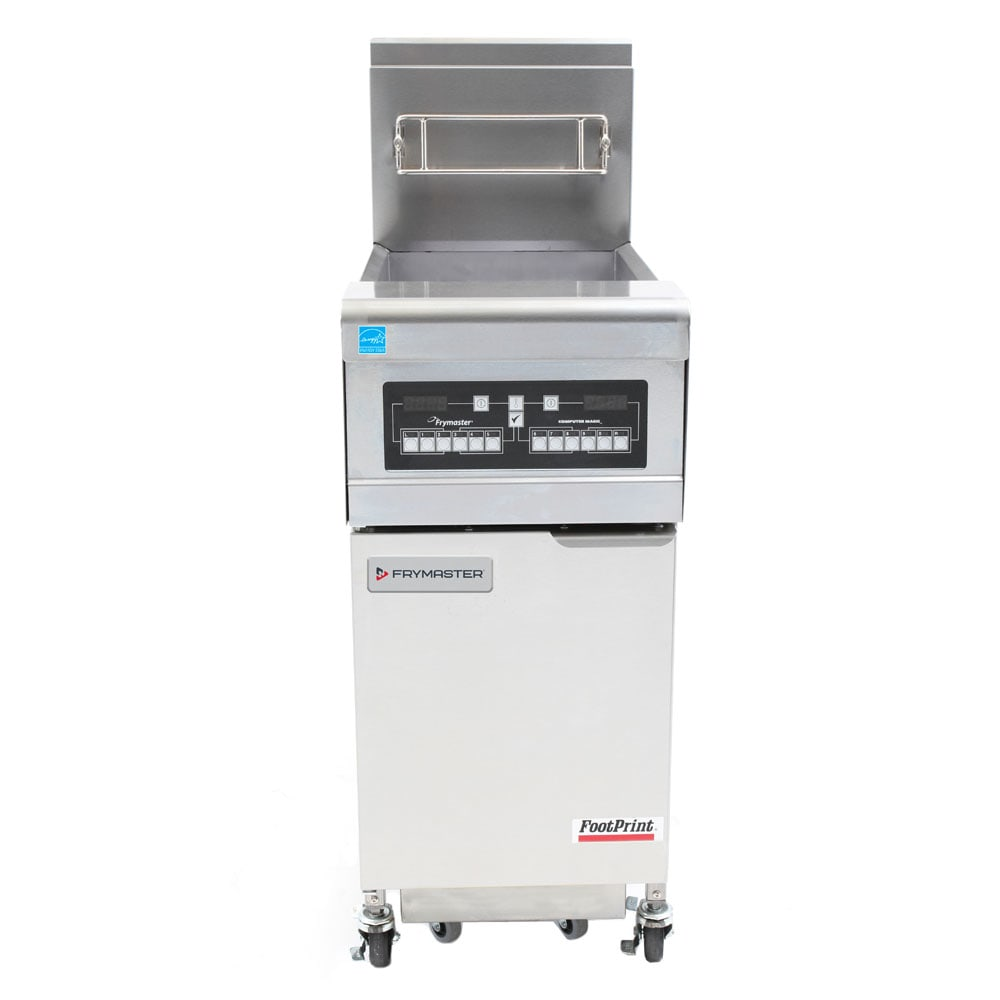 Frymaster FPH155 Gas Fryer - (1) 50 lb Vat, Floor Model, NG