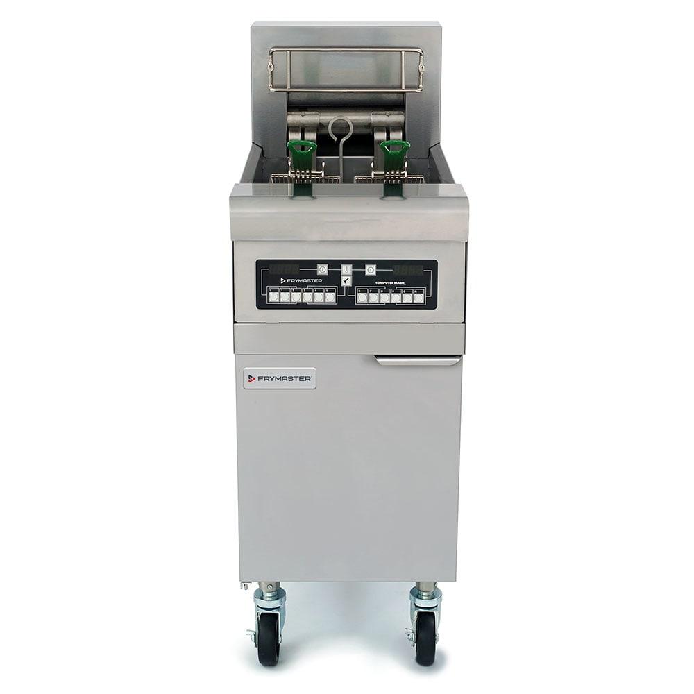 Frymaster FPRE114 Electric Fryer - (1) 50 lb Vat, Floor Model, 208v/3ph