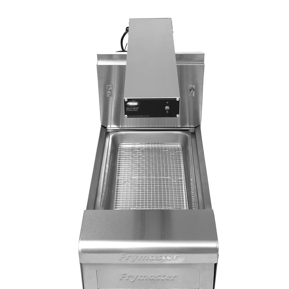 "Frymaster FWH-1 12"" Countertop Fry Warmer Dump Station - Rod Type, 120v"