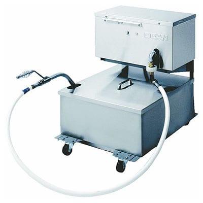 Frymaster MF90AU/80 80-lb Commercial Fryer Filter - Suction, 120v