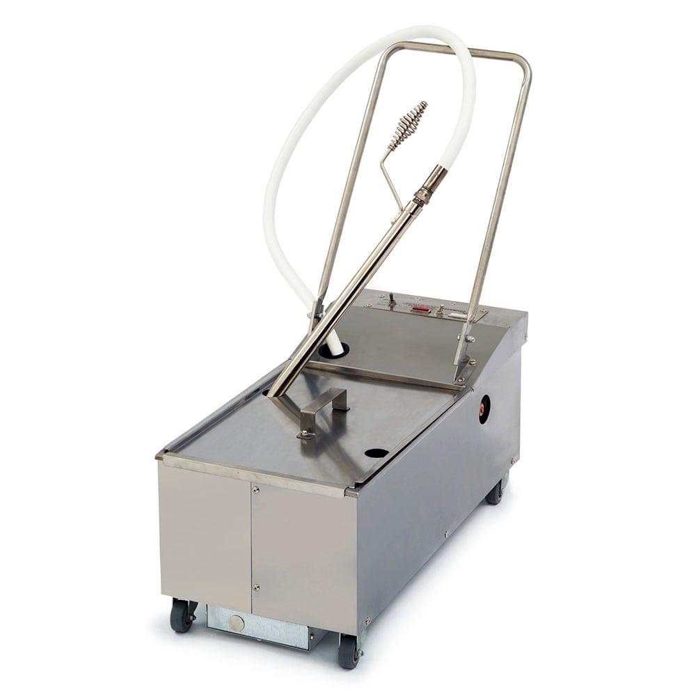 Frymaster PF50 50 lb Commercial Fryer Filter - Suction, 120v