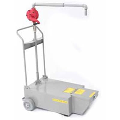 Frymaster PSDU100-STCK 100-lb Shortening Disposal Unit