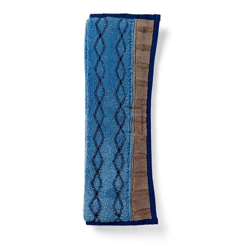 Microfiber Cloth Wet: Rubbermaid 1791795 Microfiber Smooth-Surface Wet Mop Head