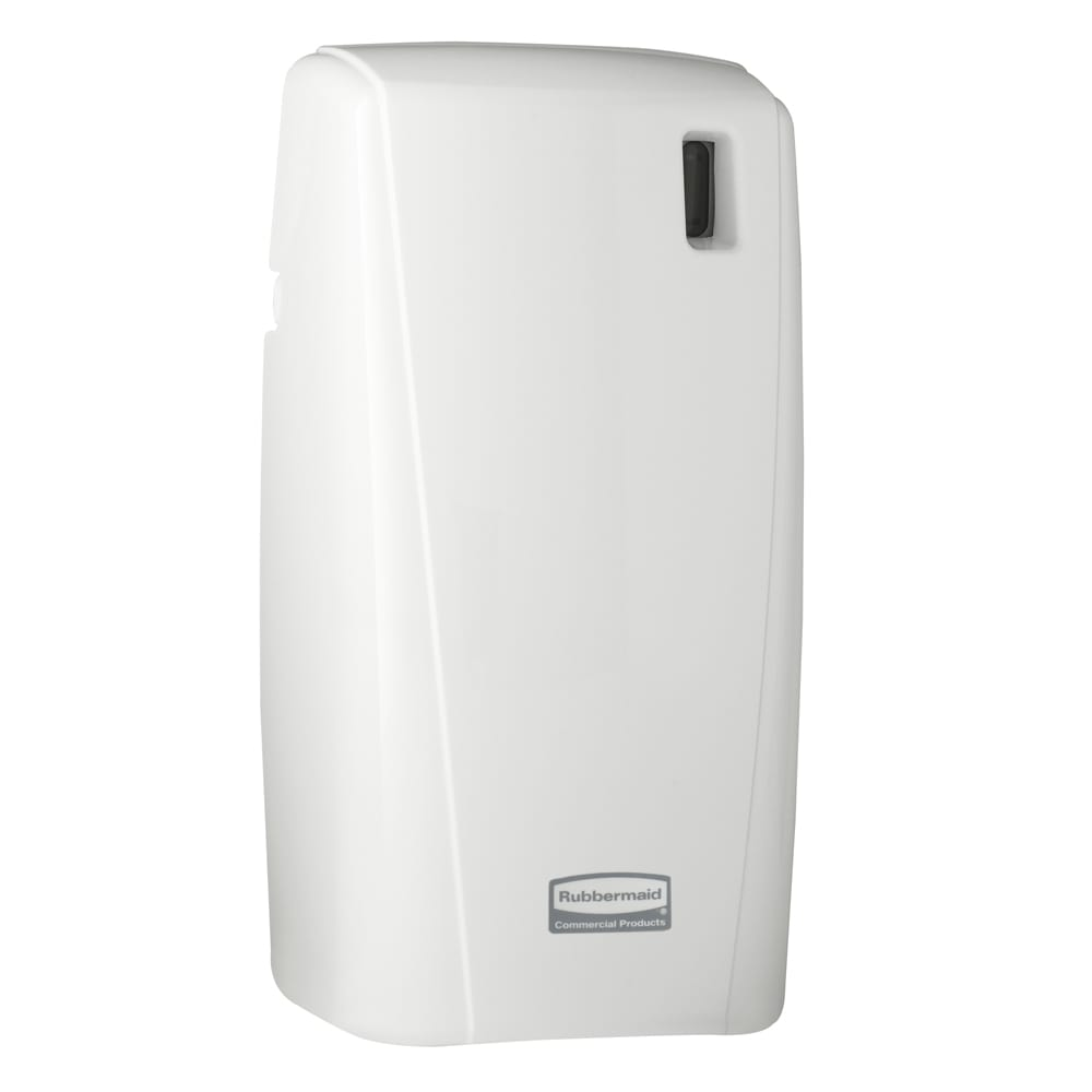 Rubbermaid 1793506 Auto Janitor® Dispenser for Toilets & Urinals, White