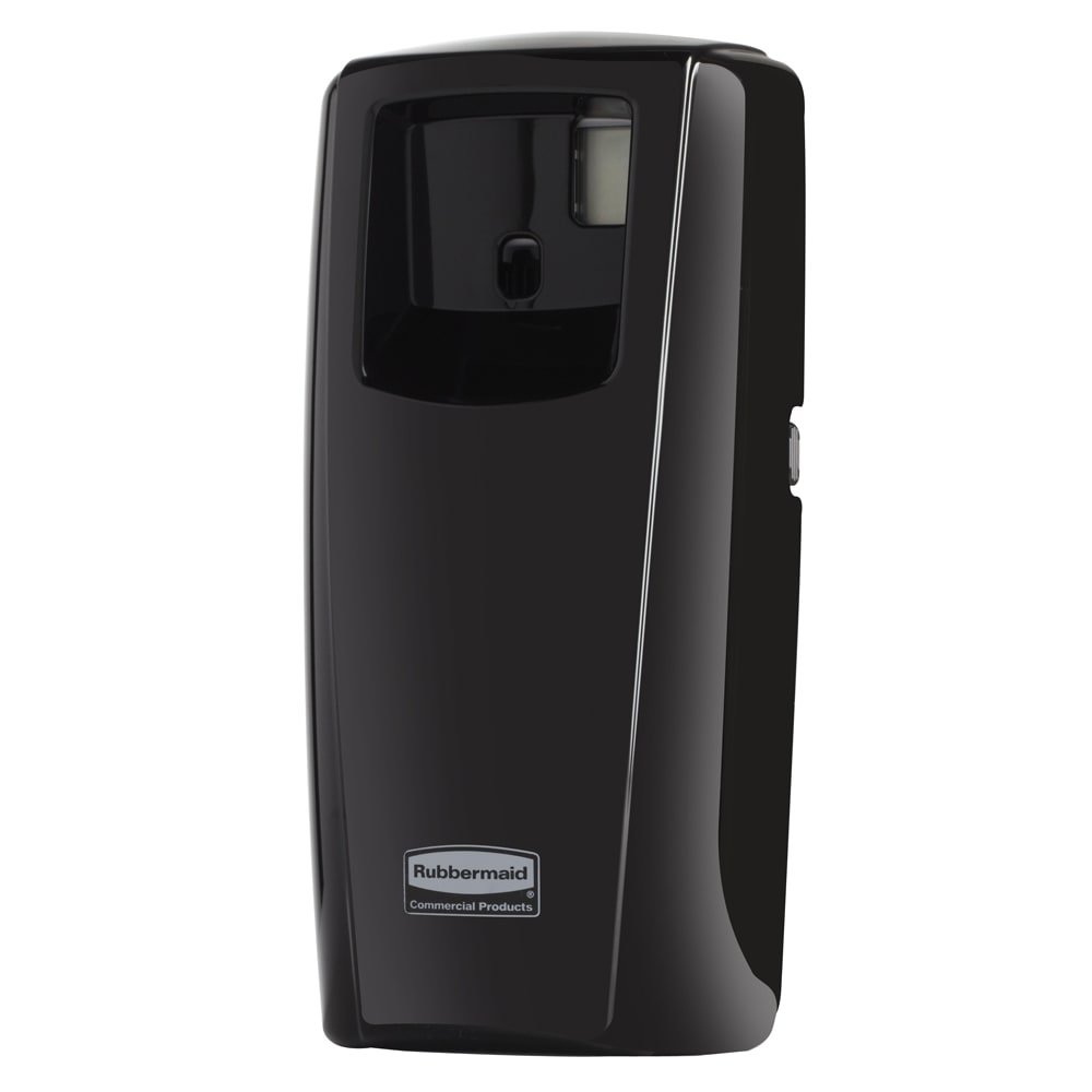 Rubbermaid 1793534  LCD Aerosol Dispenser, Black