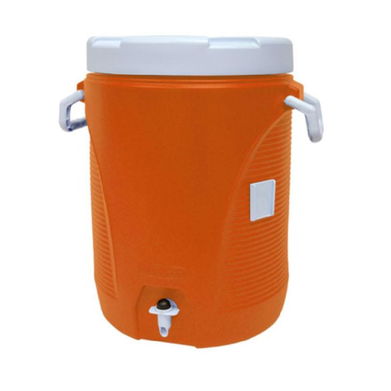 Rubbermaid 1840999 5 gal Cold Beverage Container - Orange