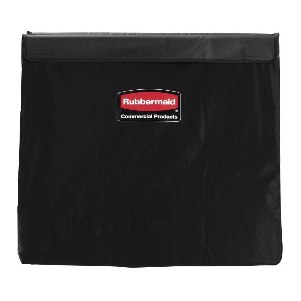 Rubbermaid 1881783 8 Bushel Executive Collapsible Basket X-Cart Replacement Bag