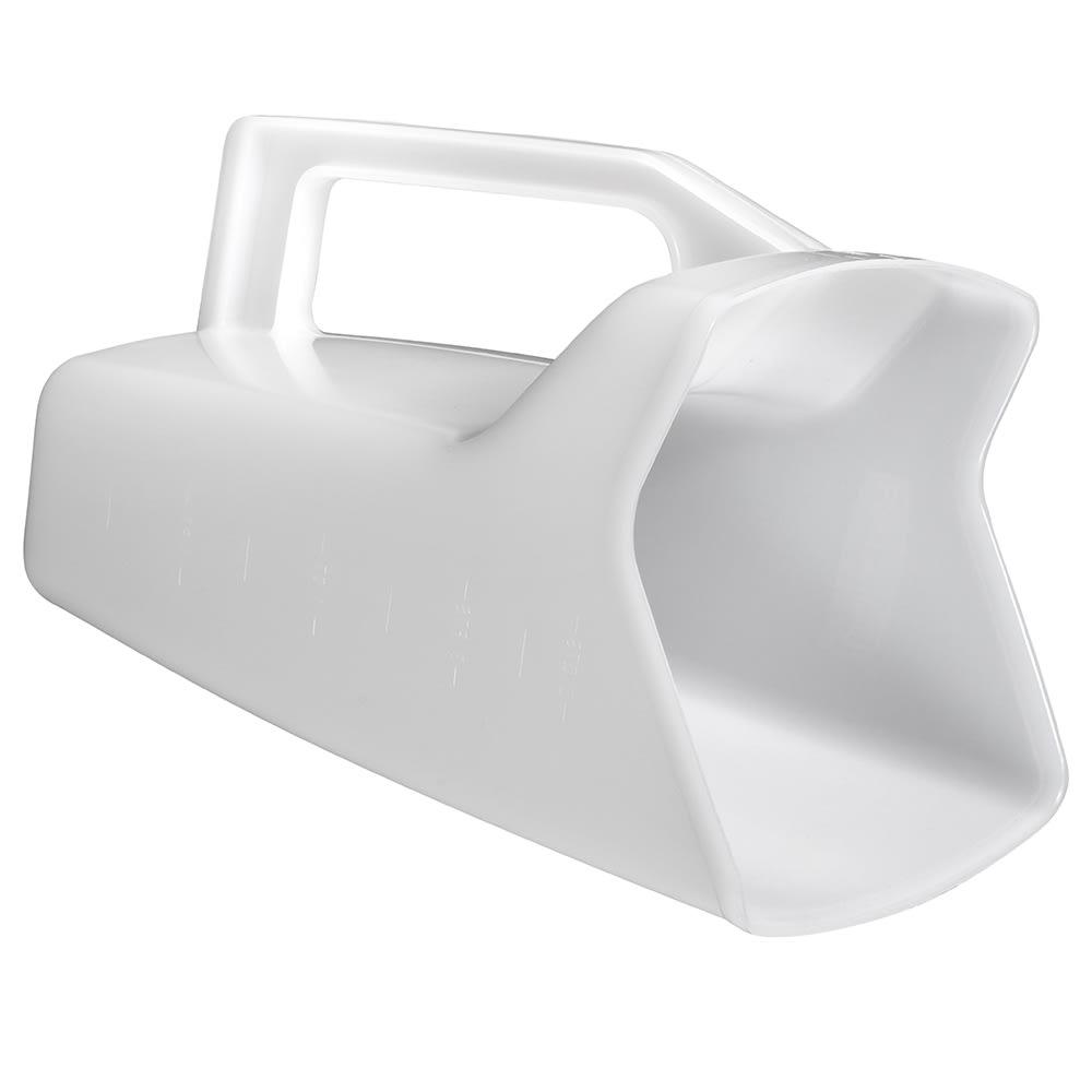Rubbermaid FG288500WHT 64-oz Utility Scoop - Poly, White
