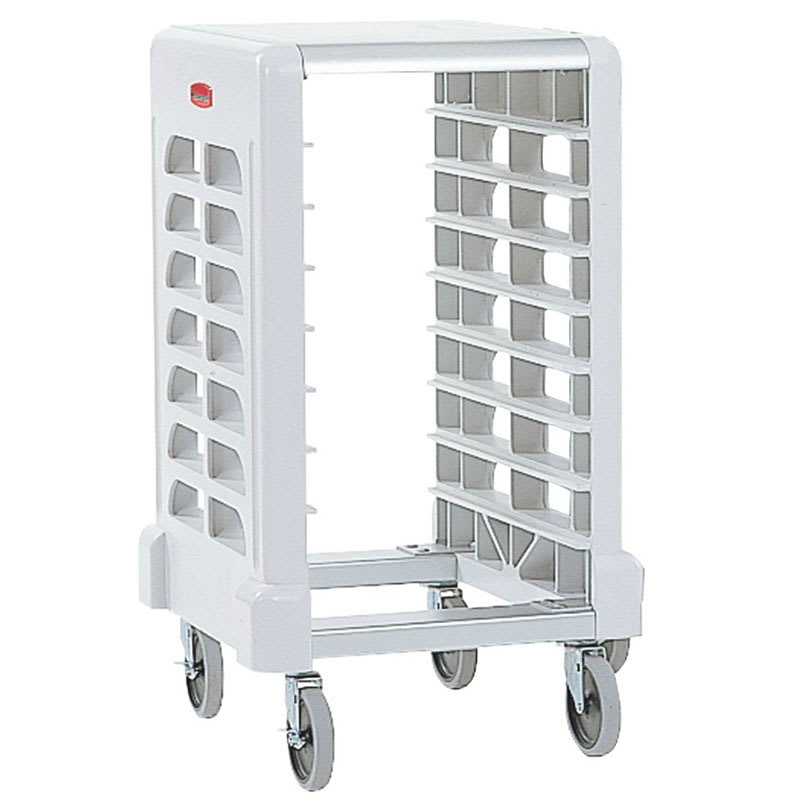 "Rubbermaid FG331500OWHT 18.625""W 8 Sheet Pan Rack w/ 2"" Bottom Load Slides"