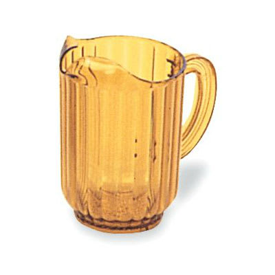 Rubbermaid FG333800GOLD 60 oz Bouncer Pitcher - Gold Poly