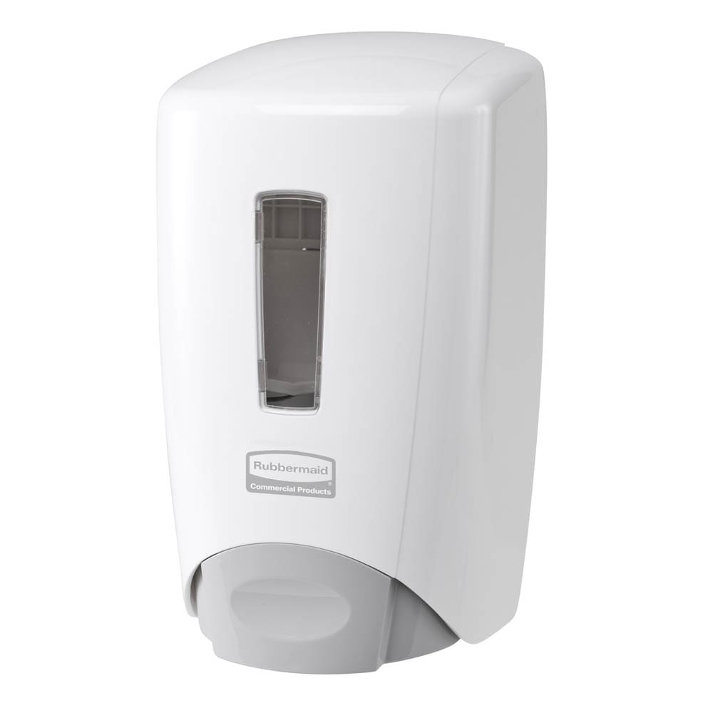 Rubbermaid 3486589 Manual Skin Care Dispenser - 500-ml Wall Mount, White