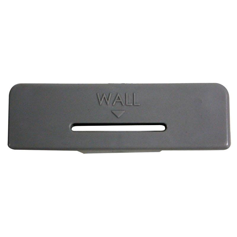 Rubbermaid 3486594 Lock Plate - Manual Skin Care Dispenser, Gray