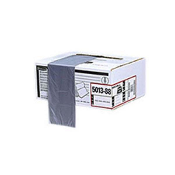 Rubbermaid FG501188GRAY 55-gal Trash Bags, Polyliner - Gray
