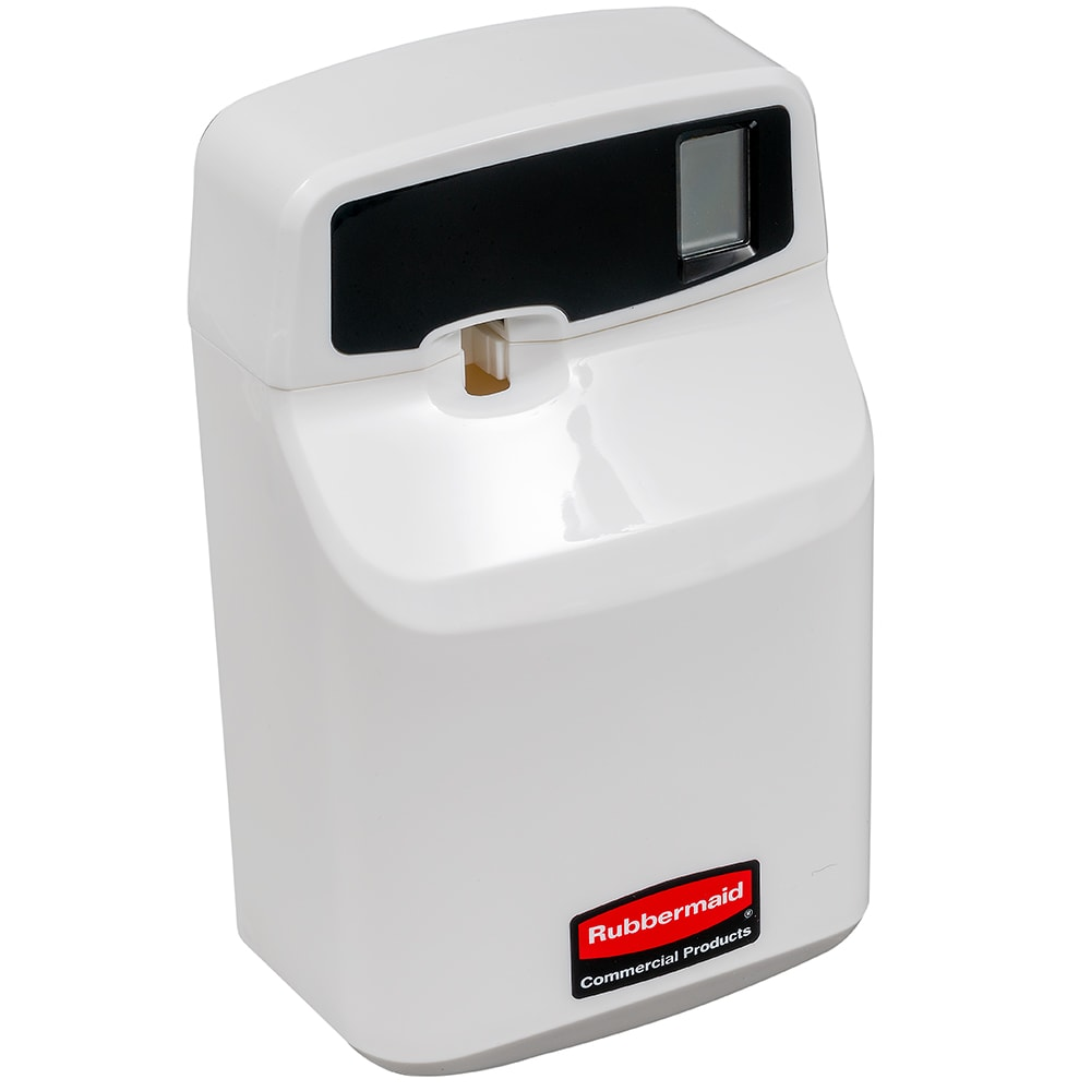 Rubbermaid FG516900OWHT SeBreeze® Aerosol Programmable Plus™ Odor Control Unit, Off White
