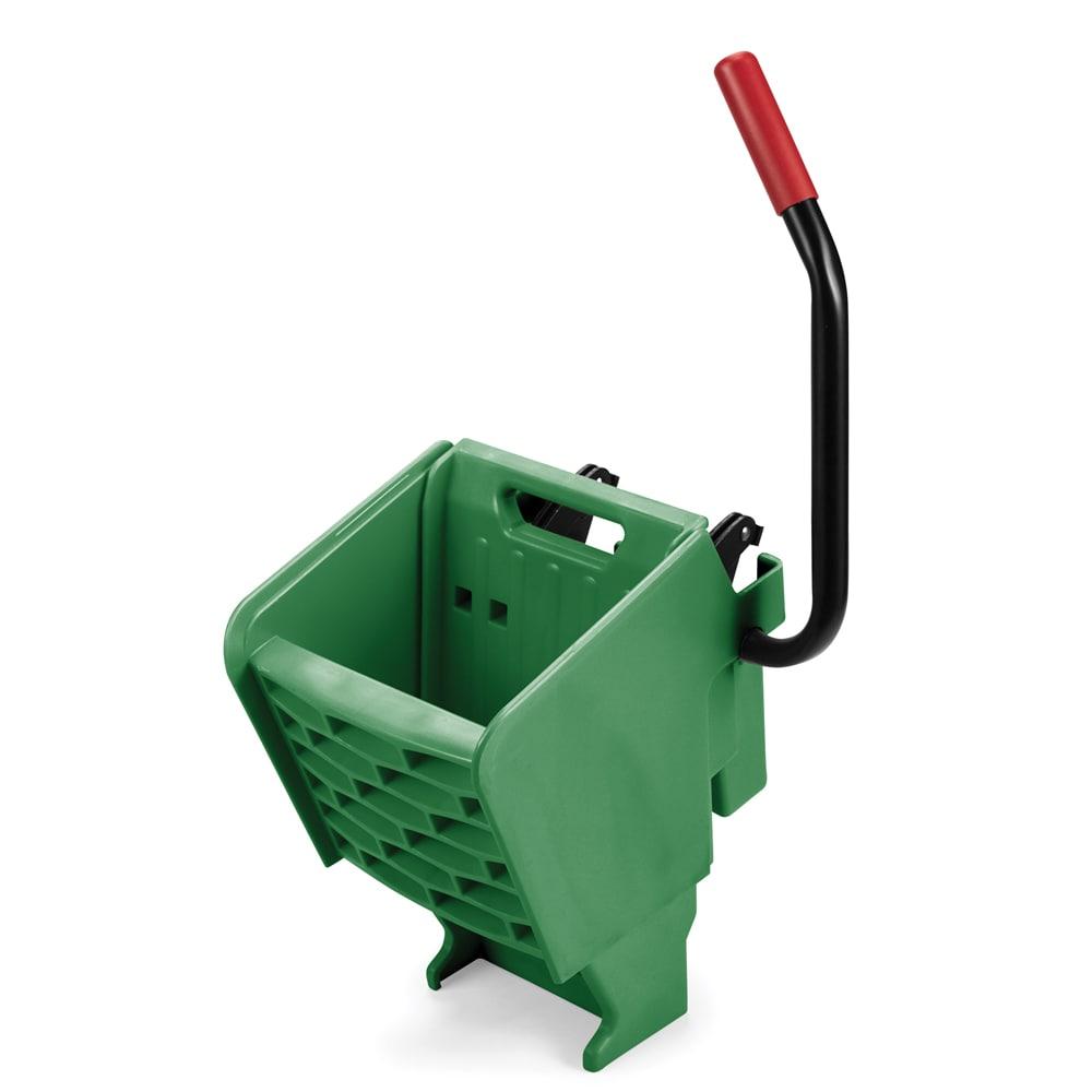 Rubbermaid FG612788GRN WaveBrake Wringer - 12-32-oz Mop Capacity, Side Press, Green