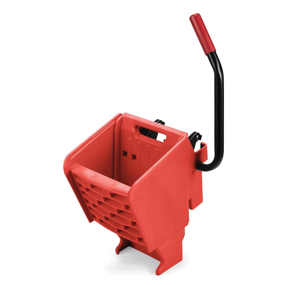 Rubbermaid FG612788RED WaveBrake Wringer - 12 32 oz Mop Capacity, Side Press, Red