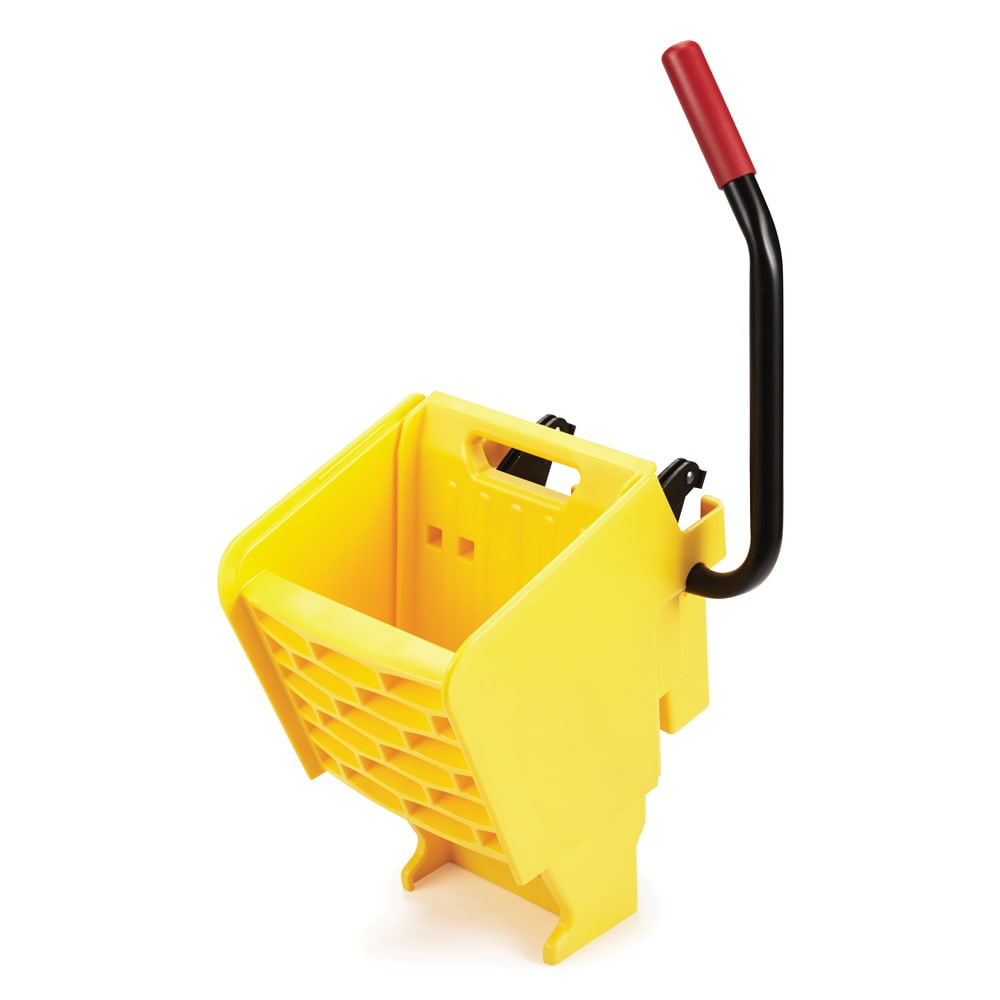 Rubbermaid FG612788YEL WaveBrake Wringer - 12 32 oz Mop Capacity, Side Press, Yellow