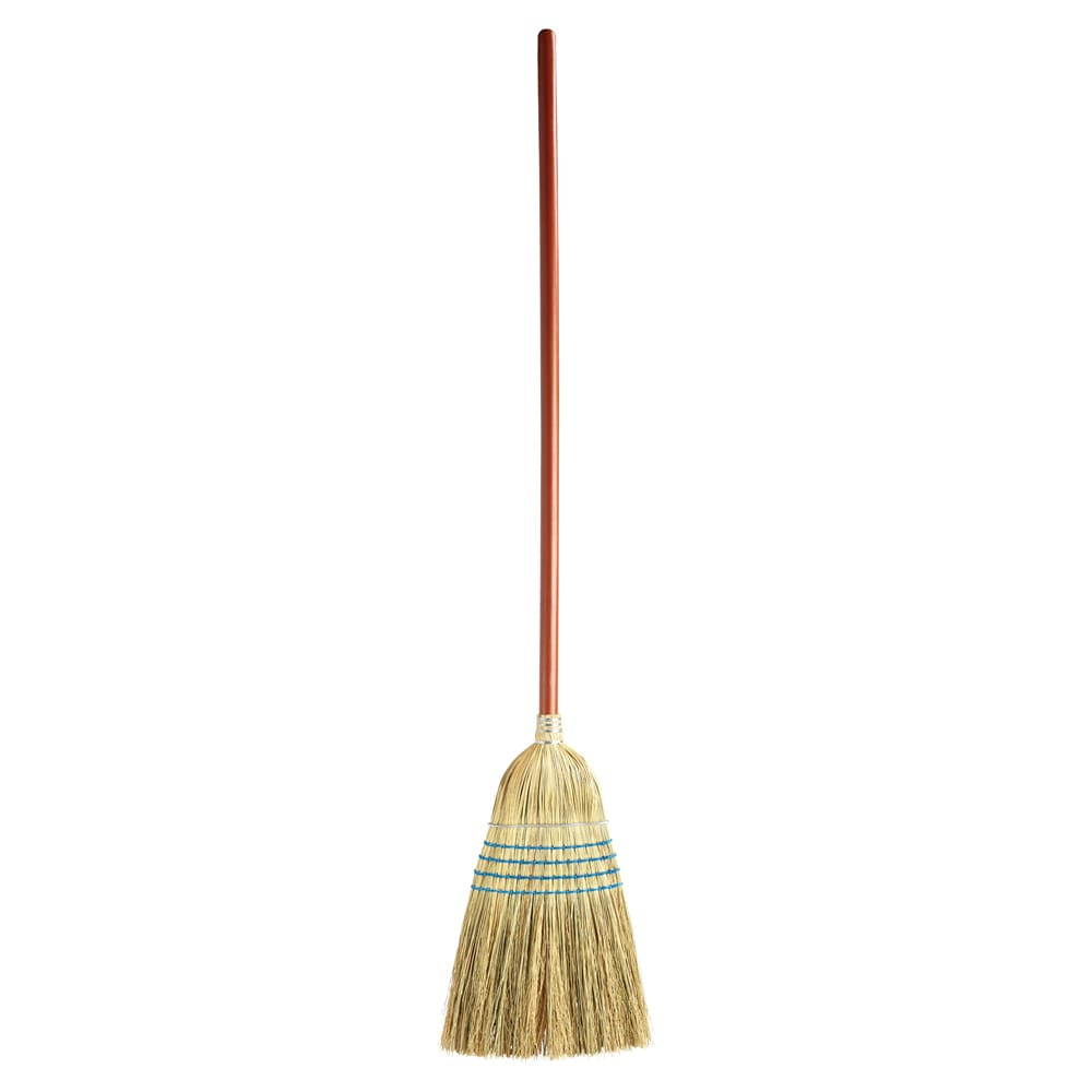 Rubbermaid FG638300BLUE 31-lb Warehouse Corn Broom