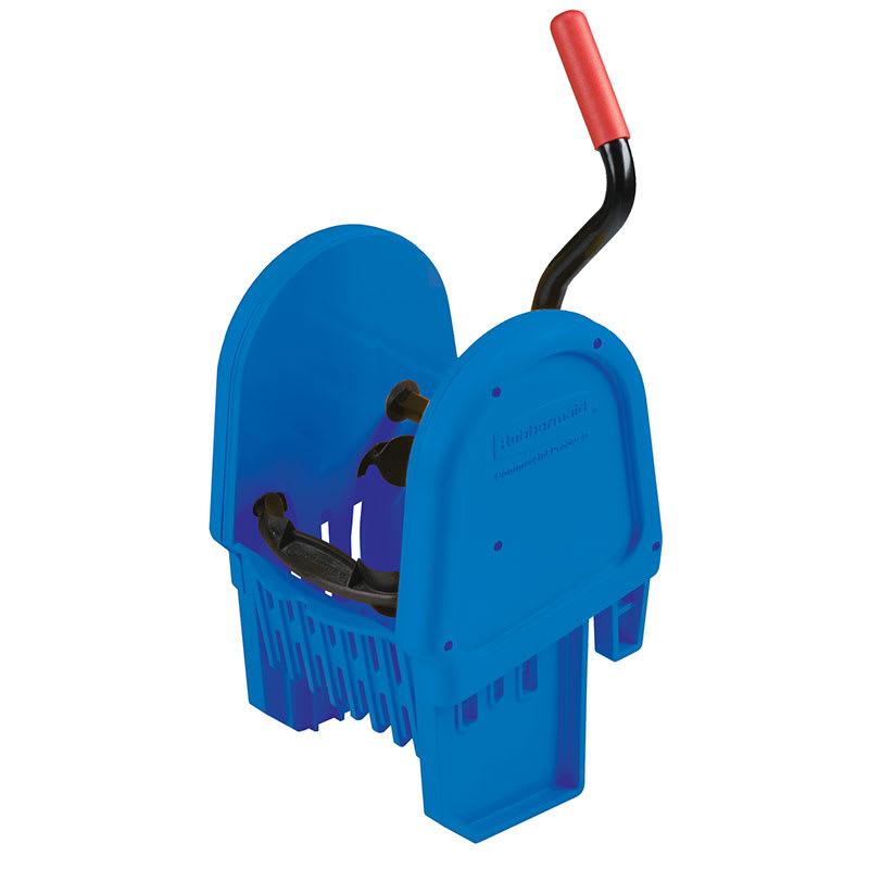 Rubbermaid FG757588BLUE WaveBrake Wringer - 16 32 oz Mop Capacity, Down Press, Blue