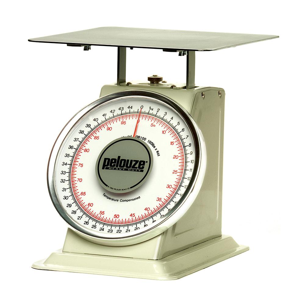 Pelouze Dial Type Scale 100 Lb X 4 Oz