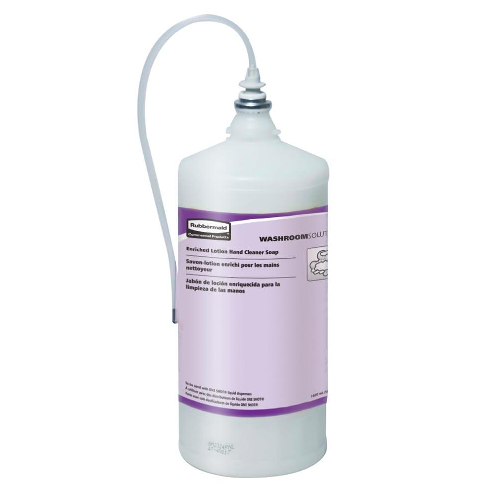 Rubbermaid FG4013131 800 ml Liquid Lotion Soap Refill - Honeysuckle