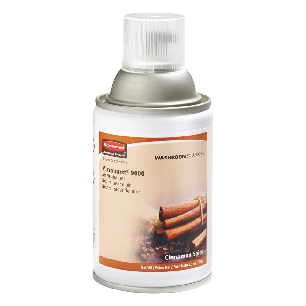 Rubbermaid FG401692 Microburst 9000  Air Neutralizer Refill - Cinnamon