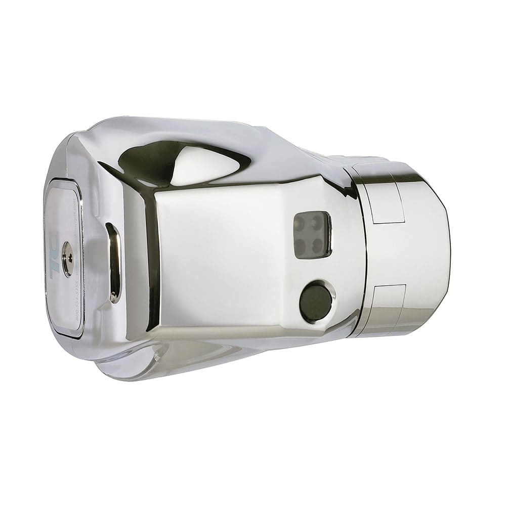 Rubbermaid FG401805A AutoFlush Clamp - Toilet, Sloan/Zurn Flush Valves, Chrome