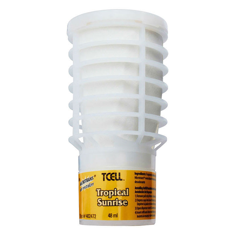 Rubbermaid FG402472 TCell Refill - Tropical Sunrise