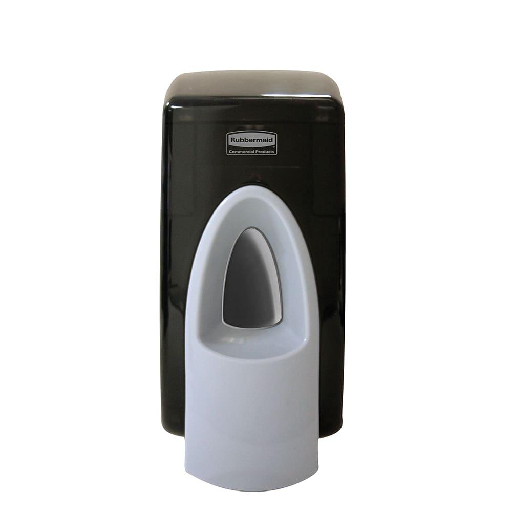 Rubbermaid FG450033 400 ml Skin Care Spray Dispenser - Black