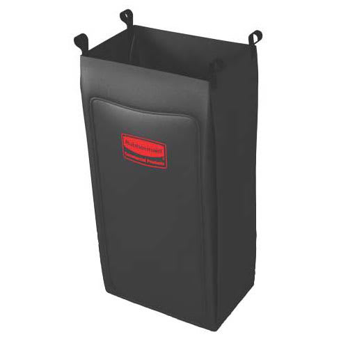 Rubbermaid FG618700BLA Heavy Duty Medium Fabric Bag