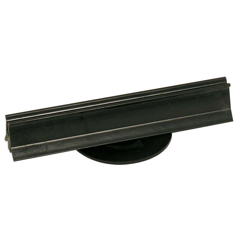 "Rubbermaid FG628600 BLA Lock-In Sign Holder - 25/36"" Safety Cones, Black"