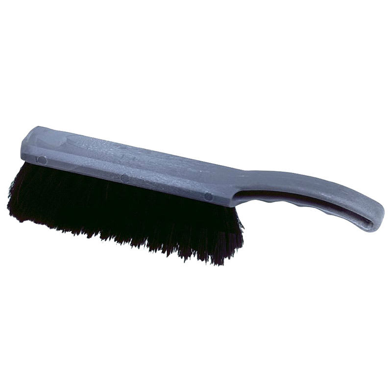 "Rubbermaid FG634100 BLA 12-1/2"" Brush - Black"