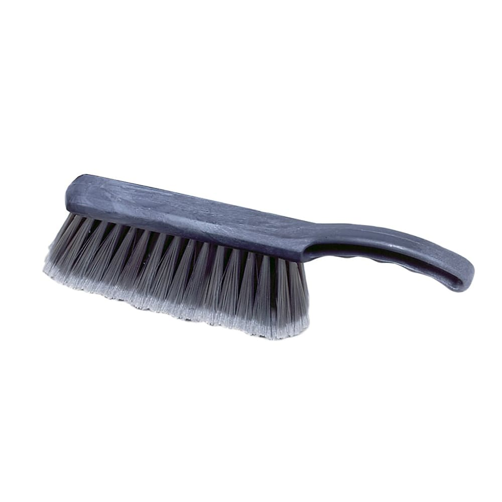 "Rubbermaid FG634200 SILV 12 1/2"" Brush - Silver"