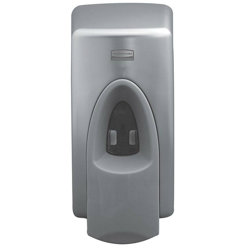 Rubbermaid FG750175 400 ml Spray Skin Care Dispenser - Wall-Mount, Metallic